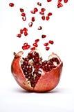 Fruta de la granada Foto de archivo libre de regalías