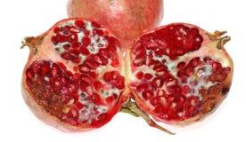 Fruta de la Grenada Foto de archivo libre de regalías