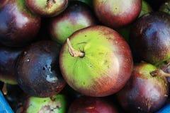 Fruta de la manzana de estrella Imagen de archivo libre de regalías