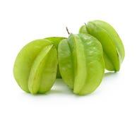 Fruta de la manzana de estrella Fotografía de archivo