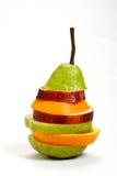 Fruta de la mezcla Foto de archivo