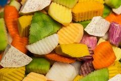 Fruta de la mezcla Fotos de archivo