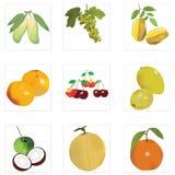 Fruta de la mezcla Fotografía de archivo