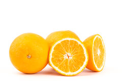 Fruta de la naranja navel imagen de archivo libre de regalías
