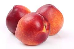 Fruta de la nectarina imagen de archivo libre de regalías