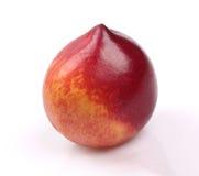Fruta de la nectarina imágenes de archivo libres de regalías