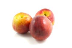 Fruta de la nectarina Foto de archivo libre de regalías