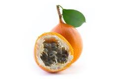Fruta de la pasión Imágenes de archivo libres de regalías