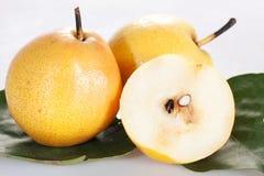 Fruta de la pera Imágenes de archivo libres de regalías