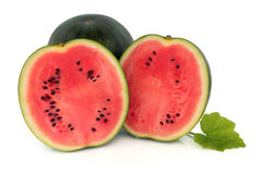 Fruta de la sandía Fotografía de archivo libre de regalías