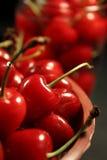 Fruta de las cerezas Foto de archivo libre de regalías