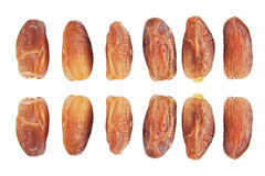 Fruta de las fechas Foto de archivo libre de regalías