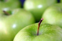 Fruta de las manzanas Fotografía de archivo libre de regalías