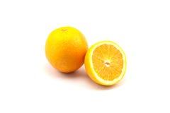 Fruta de las naranjas Imagen de archivo