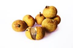 Fruta de Longan Foto de archivo libre de regalías