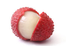 Fruta de Lychee Fotografia de Stock