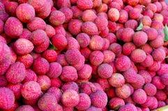 Fruta de Lychee Fotos de Stock