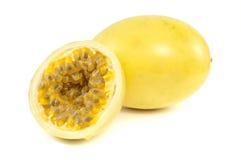 Fruta de paixão imagem de stock