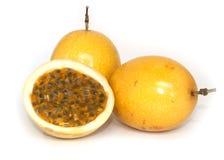 Fruta de paixão Fotografia de Stock
