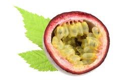 Fruta de pasión de Maracuya Foto de archivo