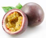 Fruta de pasión Fotografía de archivo libre de regalías