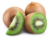 Fruta de quivi Imagens de Stock