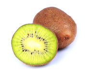 Fruta de quivi fresca imagem de stock royalty free