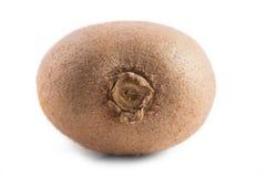 Fruta de quivi isolada no fundo branco Imagens de Stock