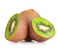 Fruta de quivi madura Imagens de Stock Royalty Free
