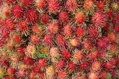 Fruta de Rabutan Imagem de Stock