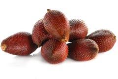 Fruta de Salak fotos de archivo