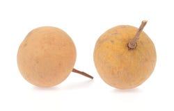 Fruta de Santol Foto de Stock