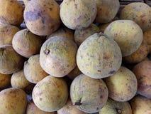 Fruta de Santol Fotos de archivo