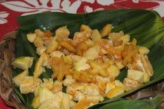 Fruta de Tahitian Foto de archivo