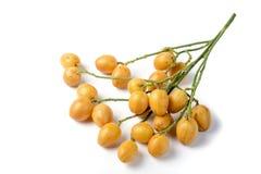 Fruta de Wampee fotografía de archivo libre de regalías