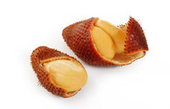 Fruta de Zalacca Foto de archivo libre de regalías