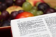 Fruta del alcohol Imagen de archivo libre de regalías