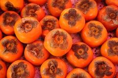 Fruta del caqui Fotografía de archivo