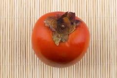 Fruta del caqui imagen de archivo libre de regalías