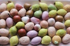 Fruta del caramelo Fotos de archivo libres de regalías