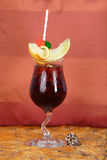 Fruta del coctel Foto de archivo