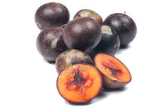 Fruta del Flacourtia fotografía de archivo libre de regalías