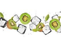 Fruta del hielo Fotografía de archivo libre de regalías