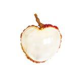 Fruta del lichí Foto de archivo libre de regalías