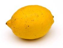 Fruta del limón aislada foto de archivo