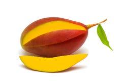 Fruta del mango imagen de archivo libre de regalías