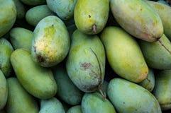 Fruta del mango para el comercio, venta, diseño foto de archivo