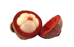 Fruta del mangostán Fotografía de archivo libre de regalías