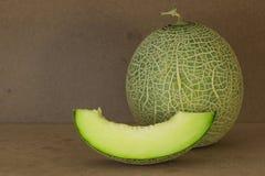 Fruta del melón Imagen de archivo