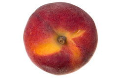 Fruta del melocotón Foto de archivo libre de regalías